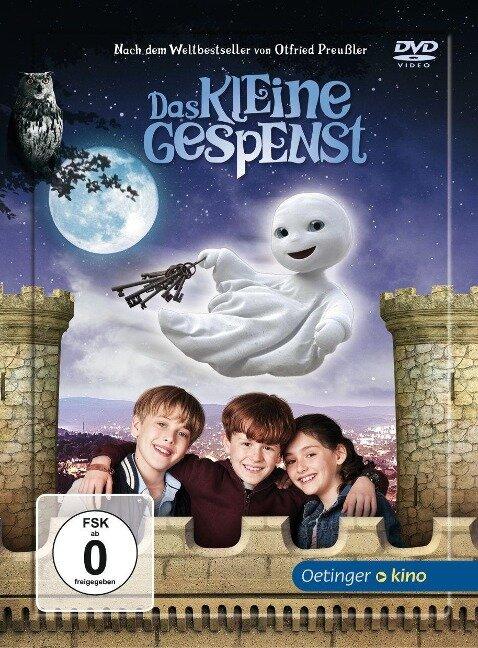 Das kleine Gespenst (DVD) - Otfried Preußler