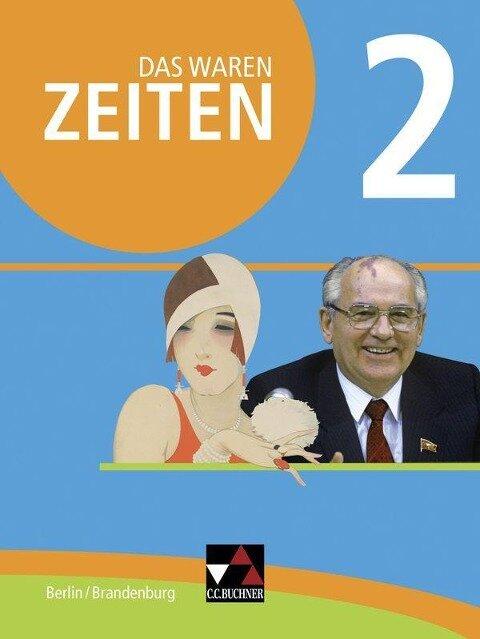 Das waren Zeiten 02 Berlin/Brandenburg - Rafet Aydogan, Björn Onken, Markus Reinbold, Antje Hoffmann, Markus Brogl