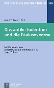 Das antike Judentum und die Paulusexegese -