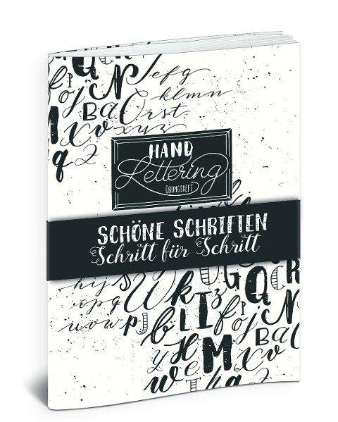 Handlettering Übungsheft - Katja Haas