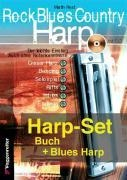 Rock Blues Country Harp Set -
