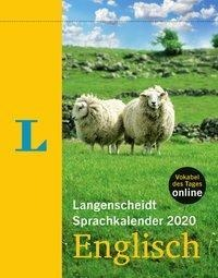 Langenscheidt Sprachkalender 2020 Englisch - Abreißkalender -