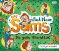 Das Sams. Die große Sams Hörspielbox (6 CD) - Paul Maar, Max Roth, Sabine Wüsthoff