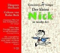 Der kleine Nick ist wieder da. CD - René Goscinny, Sempé
