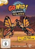 (3)DVD z.TV-Serie-Die Reise Der Schmetterlinge - Go Wild!-Mission Wildnis