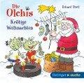 Die Olchis. Krötige Weihnachten (CD) - Erhard Dietl, Bastian Pusch