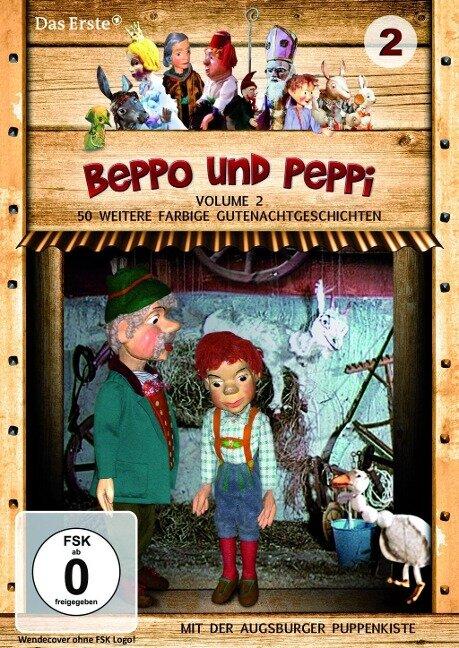 Augsburger Puppenkiste - Beppo und Peppi Vol. 2 -