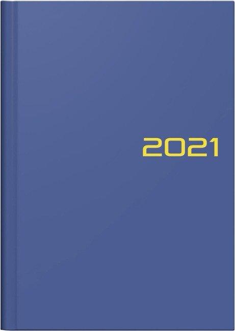 BRUNNEN 1079661031 Wochenkalender/Buchkalender 2021 Modell 796 -