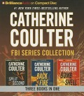 Catherine Coulter - FBI Thriller Series: Books 15-17: Split Second, Backfire, Bombshell - Catherine Coulter