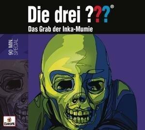 Die drei ??? - Das Grab der Inka-Mumie (Fragezeichen) -