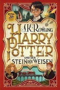 Harry Potter 1 und der Stein der Weisen - J. K. Rowling