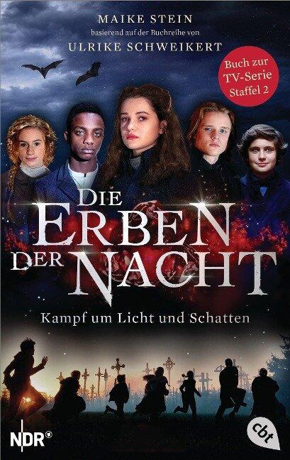 Die Erben der Nacht - Kampf um Licht und Schatten - Maike Stein, Ulrike Schweikert