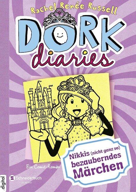 DORK Diaries, Band 08 - Rachel Renée Russell