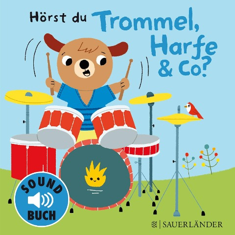Hörst du Trommel, Harfe & Co? -