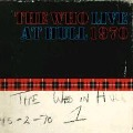 Live At Hull - The Who