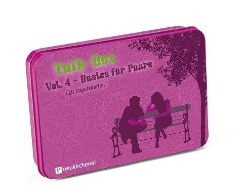 Talk-Box 4 - Basics für Paare - Claudia Filker, Hanna Schott