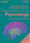Cambridge International AS and A Level Psychology Teacher's Resource CD-ROM - Julia Russell, Fiona Lintern, Lizzie Gauntlett, Jamie Davies