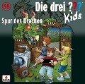 Die drei ??? Kids 58. Spur des Drachen - Ulf Blanck