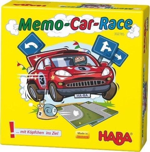 Memo-Car-Race - Markus Nikisch, Katja Nikisch