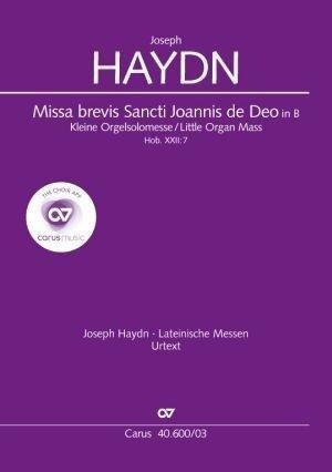 Missa brevis Sti. Joannis de Deo (Kleine Orgelsolomesse) - Joseph Haydn