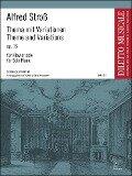Thema mit Variationen a-Moll op. 15 - Alfred Stross