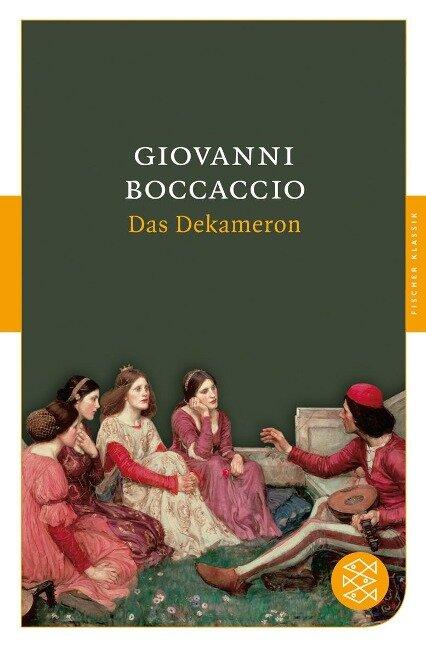 Das Dekameron - Giovanni Boccaccio