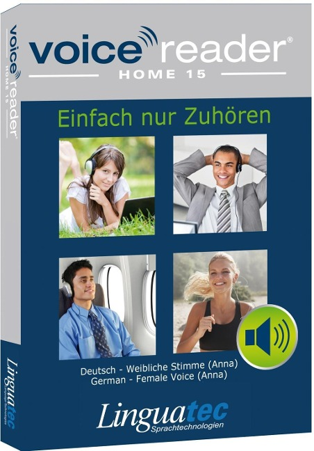 Voice Reader Home 15 Deutsch - weibliche Stimme (Anna) -