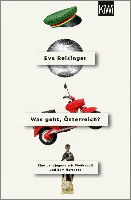 Was geht, Österreich? - Eva Reisinger