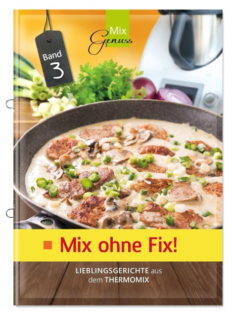 Mix ohne Fix - BAND 3! - Wild Corinna