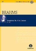Sinfonie Nr. 4 e-Moll - Johannes Brahms