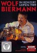 Im Konzert in Leipzig 1989 - Wolf Biermann