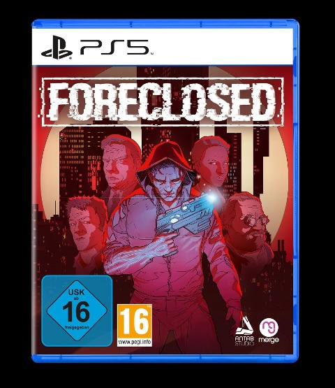 Foreclosed (PlayStation PS5) -