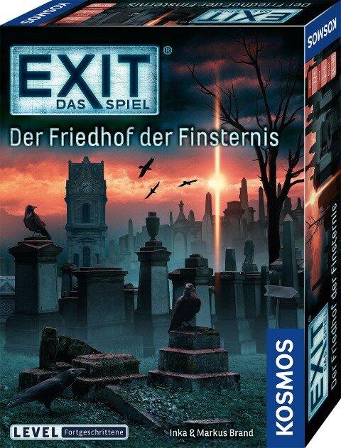 EXIT Das Spiel - Der Friedhof der Finsternis -