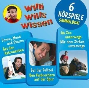 Willi wills wissen - Sammelbox 2 -
