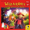 Wizardy to the power of three -