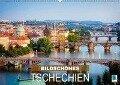 Bildschönes Tschechien (Wandkalender 2017 DIN A2 quer) - CALVENDO