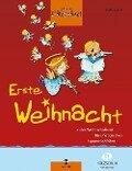 Erste Weihnacht. Ausgabe mit CD - Barbara Ertl