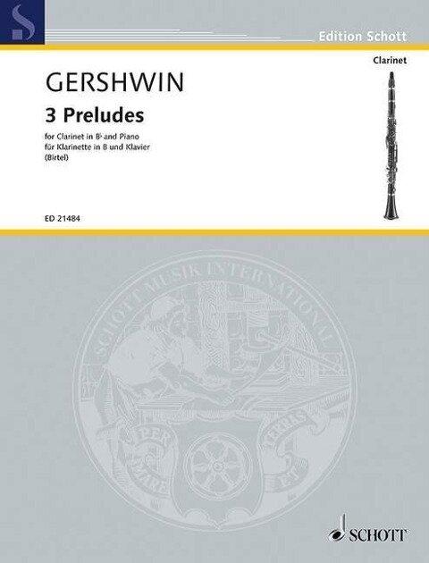 3 Preludes - George Gershwin