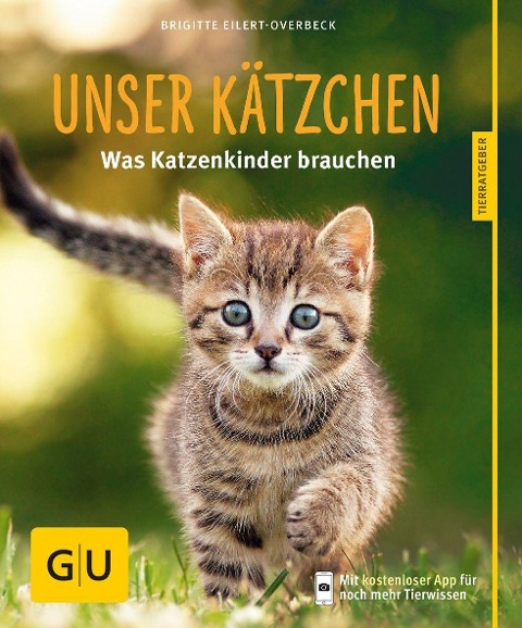 Unser Kätzchen - Brigitte Eilert-Overbeck