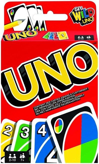 UNO Kartenspiel -