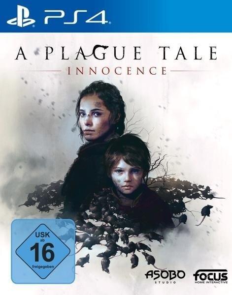 A Plague Tale: Innocence (PS4) (USK) -