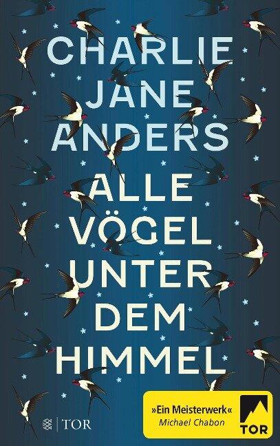 Alle Vögel unter dem Himmel - Charlie Jane Anders