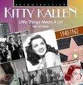 Little Things mean a lot - Kitty Kallen