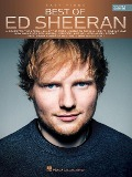 Best Of Ed Sheeran -Updated Edition- (Easy Piano Book) - Ed Sheeran