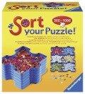 Sort Your Puzzle. 6 Sortierschalen -