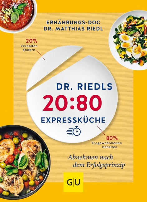 Dr. Riedls 20:80 Expressküche - Matthias Riedl