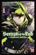 Seraph of the End 01 - Takaya Kagami, Yamato Yamamoto, Daisuke Furuya