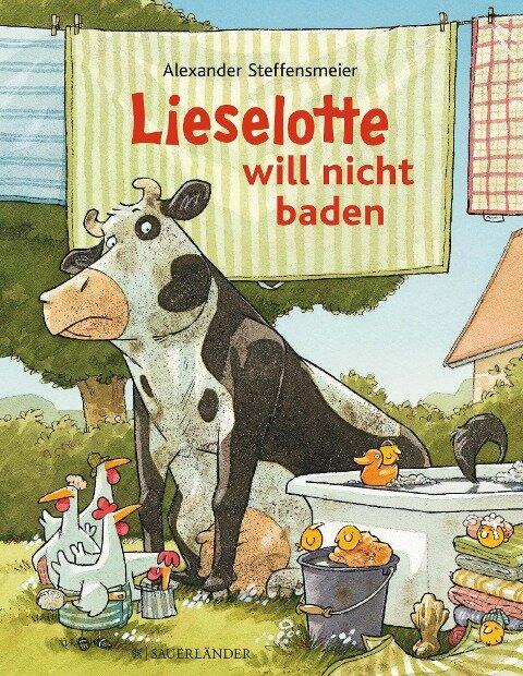 Lieselotte will nicht baden - Alexander Steffensmeier