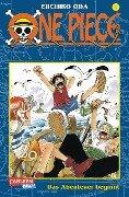 One Piece 01. Das Abenteuer beginnt - Eiichiro Oda