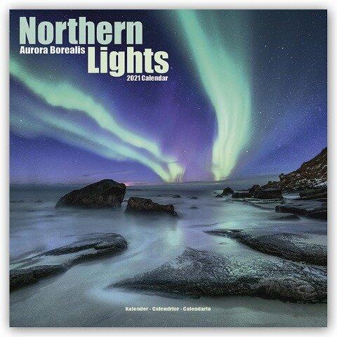 Northern Lights - Faszinierendes Nordlicht - Aurora Borealis 2021 -